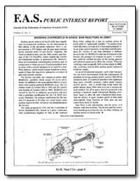 Fas Public Interest Report Journal of th... by Sessler, Andrew M.