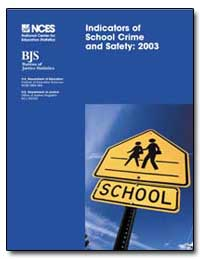 Indicators of School Crime and Safety : ... by Greenfeld, Lawrence A.