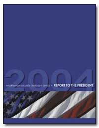 Report to the President 2004 by Leonard, J. William