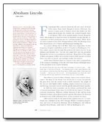 Abraham Lincoln by Lincoln, Abraham