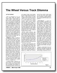 The Wheel Versus Track Dilemma by Hornback, Paul