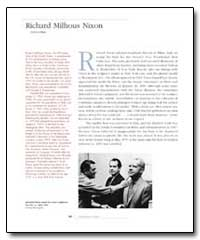 Richard Milhous Nixon by Rocchi, Gualberto