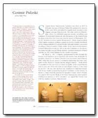 Casimir Pulaski by Saunders, Henry Dmochowski