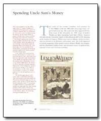 Spending Uncle Sam's Money by Walker, T. Dart