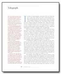 Telegraph by Brumidi, Constantino