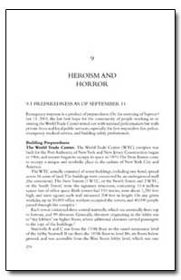 Heroism and Horror 9. 1 Preparedness as ... by Crupi, Marco