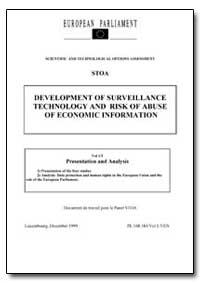 Development of Surveillance Technology a... by Becker, Peggy