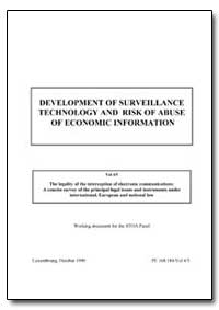 Development of Surveillance Technology a... by Prof. Chris
