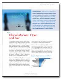Global Markets : Open and Fair by