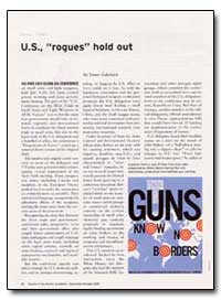 U.S. Rogues Hold Out by Gabelnick, Tamar
