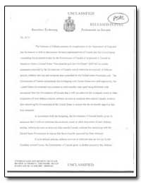 Concerning the Proposed Receipt by the G... by