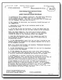 Fiso Inspection Instructions for Joint C... by