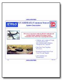 Guardrail/Common Sensor System Descripti... by