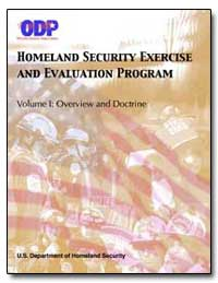 Homeland Security Exercise and Evaluatio... by Ridge, Tom