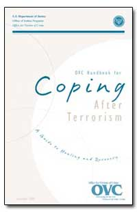 Coping after Terrorism by Gillis, John W.