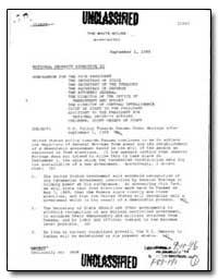 U.S. Policy Towards Panama under Noriega... by