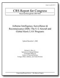 Airborne Intelligence, Surveillance and ... by Best, Richard A., Jr.