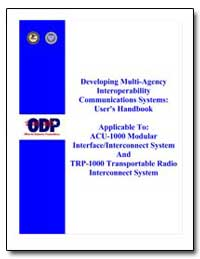Developing Multi-Agency Interoperability... by Mitchell, Andrew T.