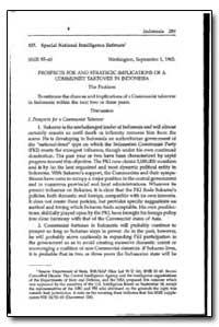 Strategic Implication of a Communist Tak... by