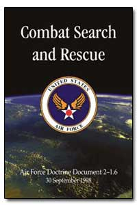 Combat Search and Rescue by Kinnan, Timothy A.