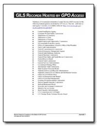 Gils Records Hosted by Gpo Access by