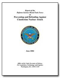 Report of the Defense Science Board Task... by Schneider, William