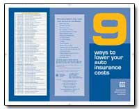 Ways to Lower Your Auto Insurance Costs by