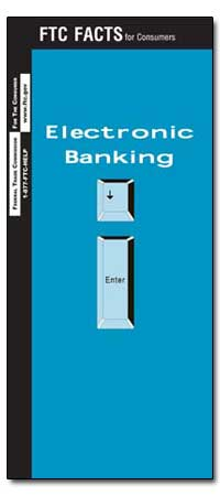 Electronic Banking by