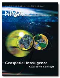 Geospatial Intelligence Capstone Concept by Clapper, James R., Jr.