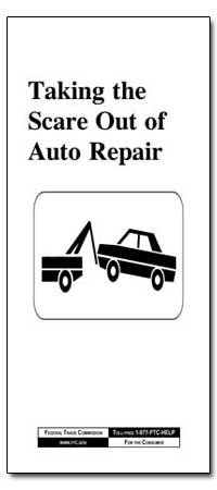 Taking the Scare Out of Auto Repair by