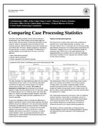 Comparing Case Processing Statistics by