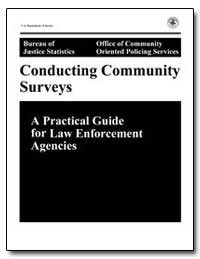 Conducting Community Surveys by Fisher, Raymond C.