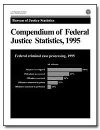 Compendium of Federal Justice Statistics... by Chaiken, Jan M.