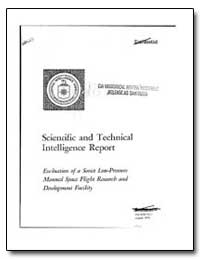 Scientific and Technical Intelligence Re... by