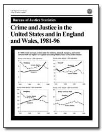Crime and Justice in the United States a... by Chaiken, Jan M.