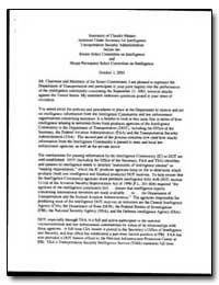 Statement of Claudio Manno Assistant und... by Manno, Claudio