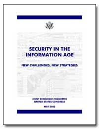 Security in the Information Age by Saxton, Jim