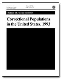 Correctional Populations in the United S... by Snell, Tracy L.