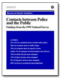 Contacts between Police and the Public by Langan, Patrick A.