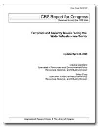 Terrorism and Security Issues Facing the... by Copeland, Claudia