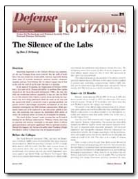 The Silence of the Labs by Deyoung, Don J.