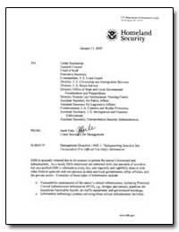 Management Directive 11042.1, Safeguardi... by Hale, Janet