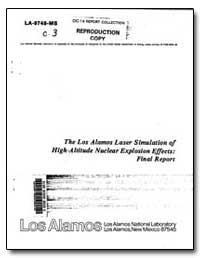The Los Alamos Laser Simulation of High-... by Ponde, Glend A.