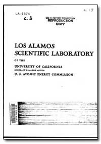 Ids Alamos Scientific Laboratory of the ... by White, T. N.