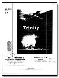 Trinity by Bainbridge, K. T.