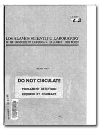 Los Alamos Scientific Laboratory of the ... by Bethe, Hans A.