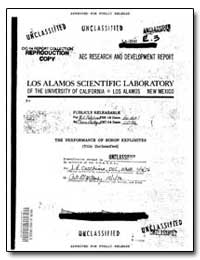 Los Alamos Scientific Laboratory of the ... by Mader, C. L.