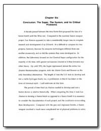 Chapter Six Conclusion : The Super, The ... by
