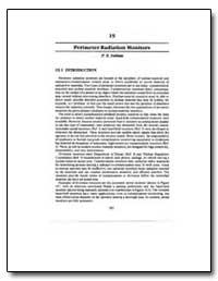 Perimeter Radiation Monitors by Feblau, P. E.
