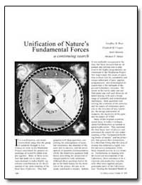 Unification of Nature's Fundamental Forc... by West, Geoffrey B.